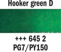 Rembrandt akv. 645 Hookerin vihreä deep