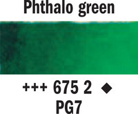 Rembrandt akv. 675 phthalo vihreä