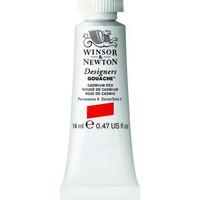 W&N guassi 094 Kadmium punainen 14ml