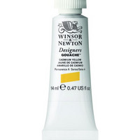 W&N guassi 108 Kadmium keltainen 14ml