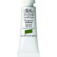 W&N guassi 447 Oliivin vihreä 14ml