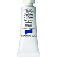 W&N guassi 706 Winsor sininen 14ml