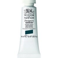 W&N guassi 720 Winsor vihreä