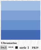 Charbonnel Aqua Wash 043 Ultramarine (1) 60ml