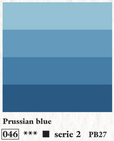 Charbonnel Aqua Wash 046 Prussian blue (2) 60ml