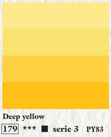 Charbonnel Aqua Wash 179 Deep yellow (3) 60ml