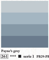 Charbonnel Aqua Wash 261 Payne's gray (1) 60ml