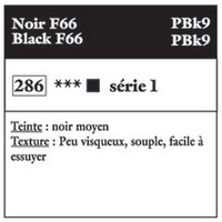 Charbonnel Aqua Wash 286 Black F66 (1) 60ml