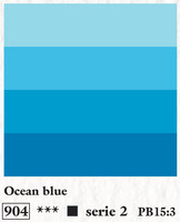 Charbonnel Aqua Wash 904 Ocean blue (2) 60ml