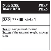 Charbonnel Aqua Wash 289 Black RSR 150ml