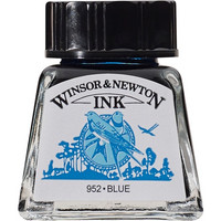 W&N Drawing ink 14ml 032 Blue