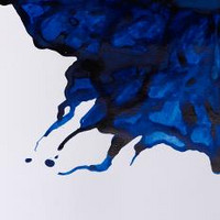 W&N Drawing ink 14ml 660 Ultramarine