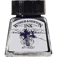 W&N Drawing ink 14ml 688 Violet
