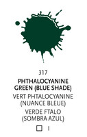 Liquitex Acrylic Ink 317 Phthalocyanine green (BS)