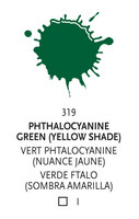 Liquitex Acrylic Ink 319 Phthalocyanine green (YS)