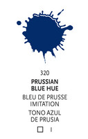 Liquitex Acrylic Ink 320 Prussian blue hue