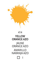Liquitex Acrylic Ink 414 Yellow orange azo