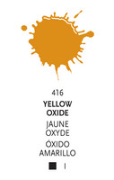 Liquitex Acrylic Ink 416 Yellow oxide