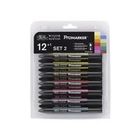 W&N Promarker 12-lajitelma set 2