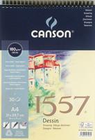 Piirustuspaperi 1557 A4 180g 30 arkkia