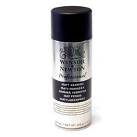 Vernissa akryyli- ja öljyväreille W&N 400ml matta spray