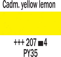 Rembrandt 40ml 207 Kadmiumkeltainen sitr.