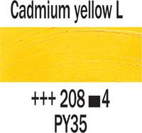 Rembrandt 40ml 208 Kadmiuminkeltainen L