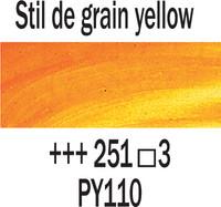 Rembrandt 40ml 251 Stil De Grain Keltainen