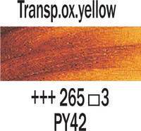 Rembrandt 40ml 265 Läpinäkyvä Ox. Keltainen