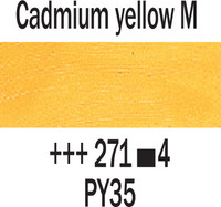 Rembrandt 40ml 271 Kadmiuminkeltainen M