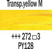 Rembrandt 40ml 272 Läpinäkyvä Keltainen M
