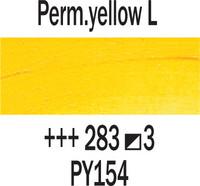 Rembrandt 40ml 283 Vaalea keltainen pysyvä