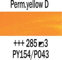 Rembrandt 40ml 285 Keltainen tumma pysyvä