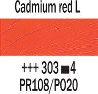 Rembrandt 40ml 303 Kadmiuminpunainen L
