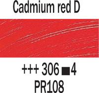 Rembrandt 40ml 306 Kadmiuminpunainen D