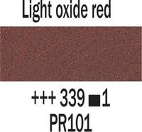 Rembrandt 40ml 339 Oksidinpunainen vaalea