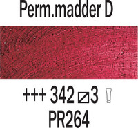 Rembrandt 40ml 342 Krapplakka tumma