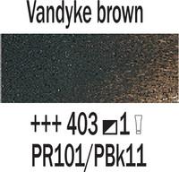 Rembrandt 40ml 403 Vandyke ruskea