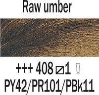Rembrandt 40ml 408 Luonnon Umbra