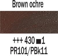 Rembrandt 40ml 430 Ruskea okra