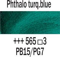 Rembrandt 40ml 565 Phthalo turkoosinsininen
