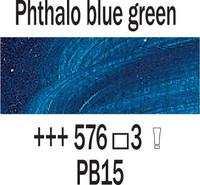 Rembrandt 40ml 576 Sinivihreä phthalo