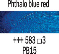 Rembrandt 40ml 583 Sinipunainen phthalo