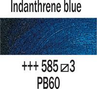 Rembrandt 40ml 585 Indantthrene sininen