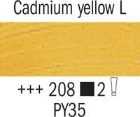 Van Gogh 40ml 208 Kadmium Keltainen L