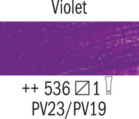 Van Gogh 40ml 536 Violetti
