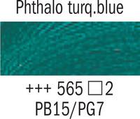 Van Gogh 40ml 565 Phthalo Turkoosinsininen