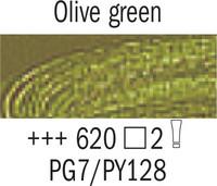Van Gogh 40ml 620 Oliivinvihreä