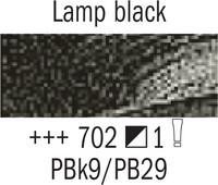 Van Gogh 40ml 702 Lamppumusta