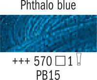 Van Gogh 570 Phthalo Sininen 200 ml